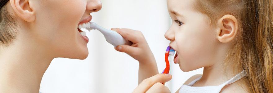 Hygiène dentaire enfants